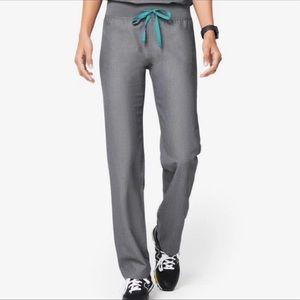 Figs | LIVINGSTON Basic Scrub Pants Graphite
